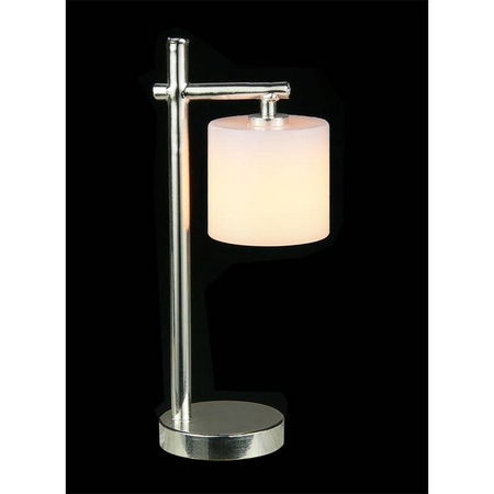Modern Table Lamp with Palace Shade