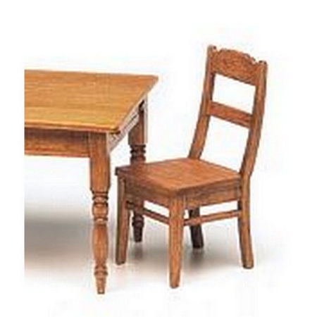 12th Scale Pair of Kitchen Chairs Kit