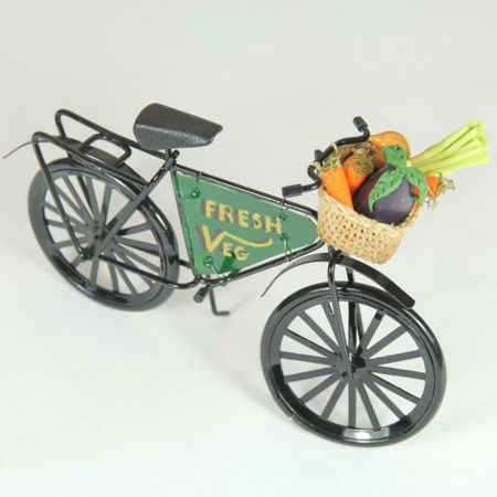 Veg Bicycle - 1:12 scale