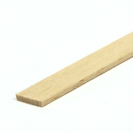 Obeche Strip 9.0mm x 1.5mm x 450mm