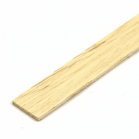 Obeche Strip 12.0mm x 1.5mm x 450mm