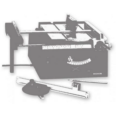 Proxxon FET Table Saw #6