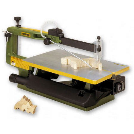 Proxxon DS460 2 Speed Fretsaw Scroll Saw