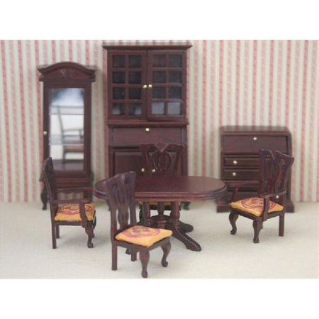 24th Scale Dining Room Set