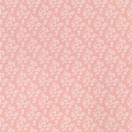 Julia White on Pink Dolls House Wallpaper