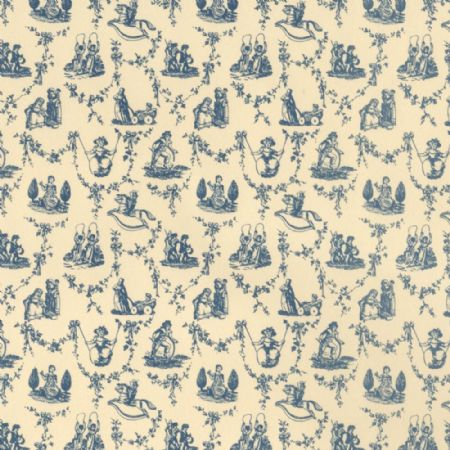 Childs Play Larkspur Dolls House Wallpaper