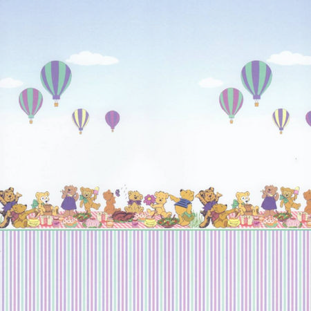Teddy Bear's Picnic Wallpaper #2