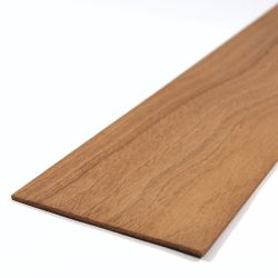 Mahogany Sheet 450mm x 100mm x 2.5mm