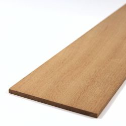 Mahogany Sheet 450mm x 100mm x 5.0mm