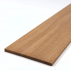 Mahogany Sheet 450mm x 100mm x 6.5mm
