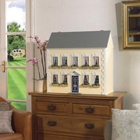Amber House Dolls House Kit
