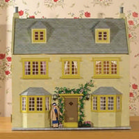 April Cottage Dolls House Kit