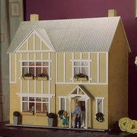 Oak Hurst Gardens Dolls House Kit