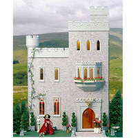 Cumberland Castle Dolls House Kit