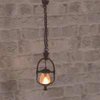 Victorian 'Gas' Ceiling Light