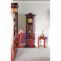 Working Grandfather Clock - 1:12 Scale