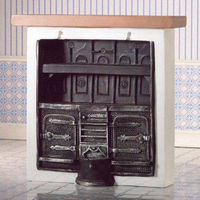Large Kitchen Range for Dolls House