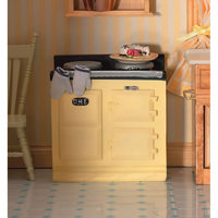 Dolls House Cream Aga Style Stove