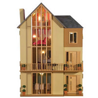 Lake View Dolls House Kit