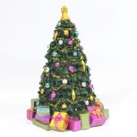 Dolls House Christmas Tree with Presents