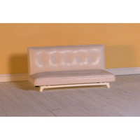 Modern Cream Sofa for 1:12 Scale Dolls House