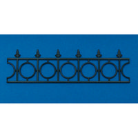 Arrow Top Railing (plastic)