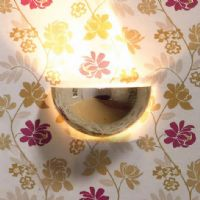 Half Circle Wall Light for Dolls House