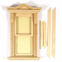 Victorian Double Hung Window Frame
