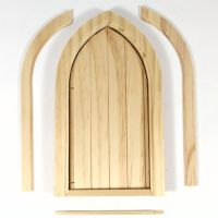 Cumberland Door - 1:12 scale