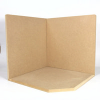Large Open Corner Room Box Kit