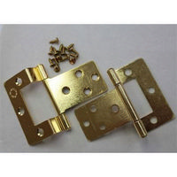 Pair of Cranked Hinges