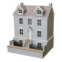 Willow Cottage 1:24 Scale Dolls House Kit