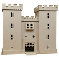 The Castle - Unpainted Kit (1:24 scale)