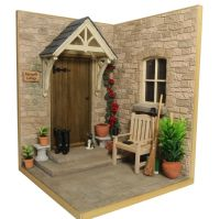 Cottage Garden Kit (1:12 scale)