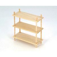 Dolls House Shelf Unit