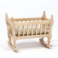 Dolls House Crib