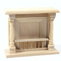 Fireplace for 1:12 scale Dolls House