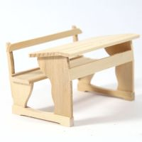 12th Scale School Desk
