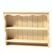 Dresser - Top Shelves For Dolls House