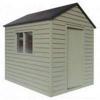 Garden Shed Kit - 1:12 Scale