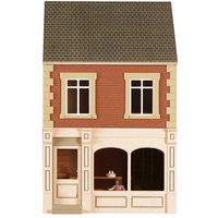 Middle Shop Dolls House Kit