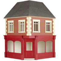 Corner Shop Dolls House Kit