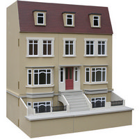 Exton House Dolls House Kit