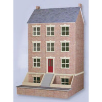The Uppingham Dolls House Kit