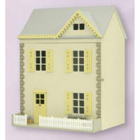 Rose Cottage Dolls House Kit