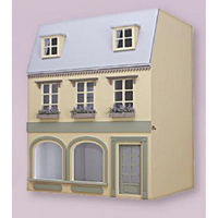 Brooke Road Stores Dolls House Kit