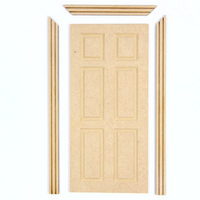 False Door for 1:12 Scale Dolls House