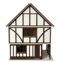 The Stockwell - Tudor Style Dolls House Kit