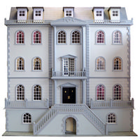 Downton Manor Dolls House Kit  *Revised Design*