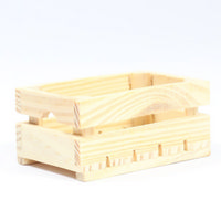 Wooden Crate sgl.